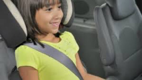 The Importance of Using Booster Seats for Children 5 to 8 Years Old